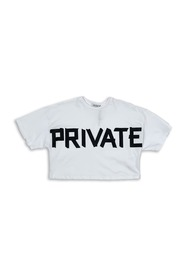 Private Cropped Shirt
