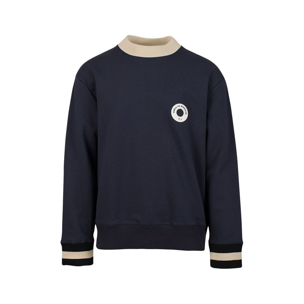 Striped Logo Sweatshirt Genser