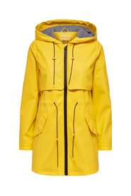 Rain jacket Solid colored