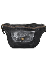Campomaggi - Bum Bag with pocket - Black