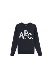 Sweat decale-M-navy