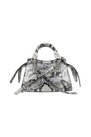 'Neo Classic' Mini Top Handle Bag