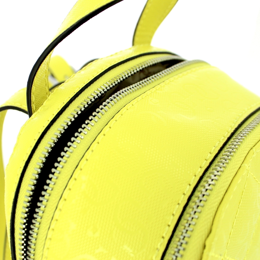 Guess Yellow Backpack Guess