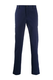 Sport front flat trousers