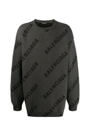 Logo Knitted Pullover