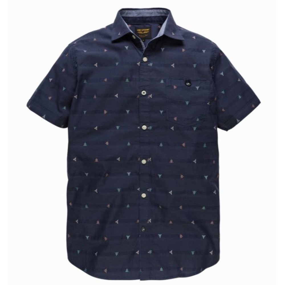 S/s Shirt Fil Coupe Propellor