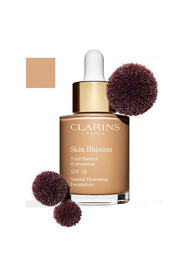 Clarins Skin Illusion SPF 15 Natural Hydrating Foundation 110 Honey