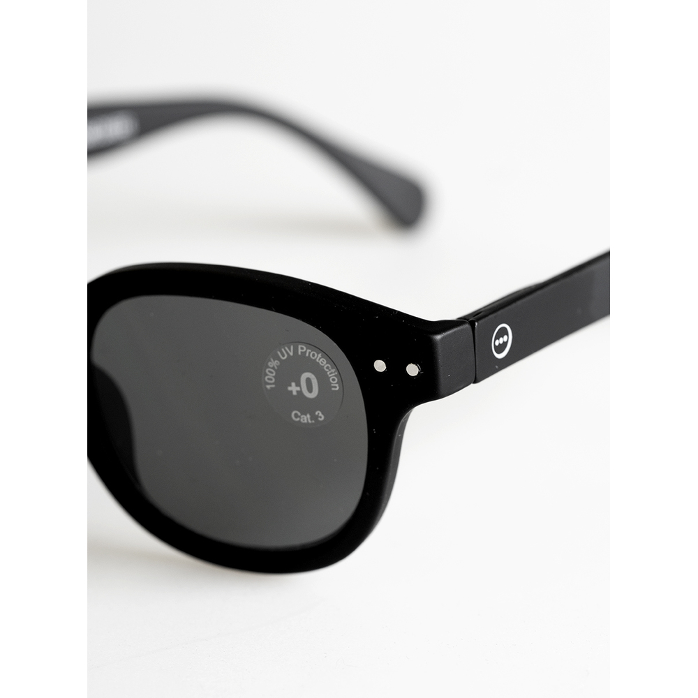 Black Sunglasses | Izipizi | Zonnebrillen | Heren accessoires