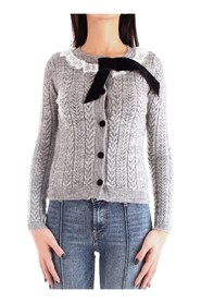 FRACOMINA FR19FP8070 Cardigan Women GREY