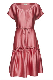 MARILYN SILK DRESS