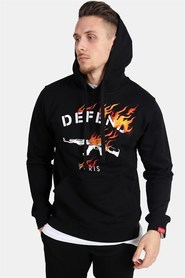 Defend Paris Fire Hood Black