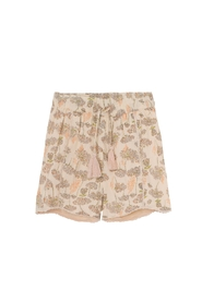 Mini A Ture Charlien shorts med blomsterprint