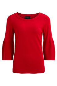3/4 sleeved Knitted top