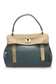 Pre-owned Muse Two Handbag Leather Calf