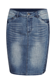 Elina Denim Skirt