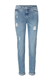 Blå Noisy May Jeans-Kim-27002172