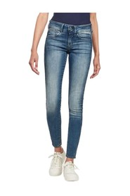 Lynn Mid Taille Skinny Jeans