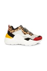 Leopard antonia sneakers
