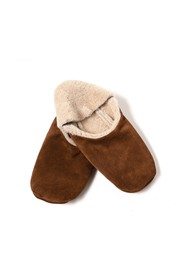 Lambiees Suede Slippers