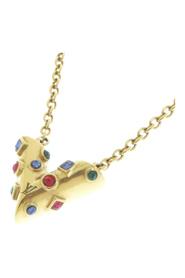 Pre-owned Essential V Planete Necklace