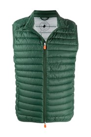 Dleeveless down jacket