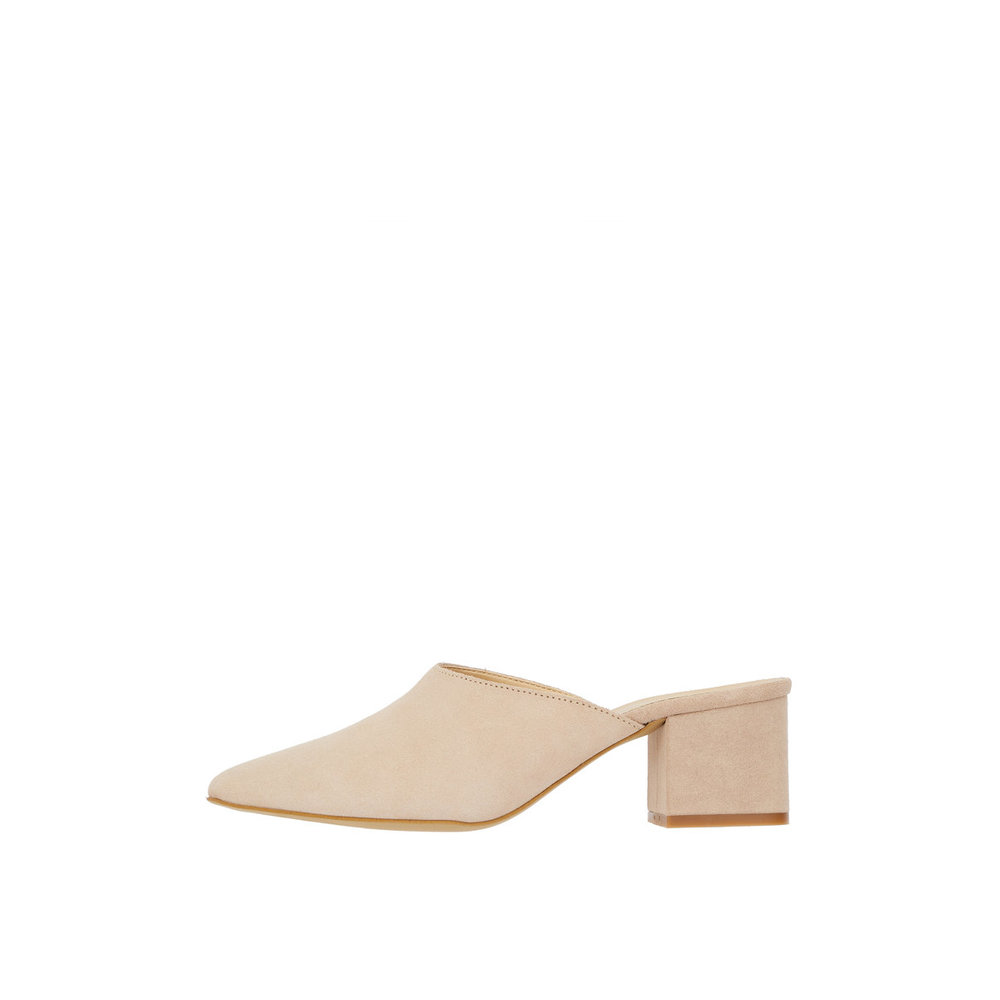 Mules Classy Pointed-Toe