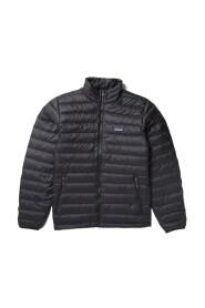 Down Sweater Jacket