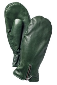 Tight and supple thumb glove - Green