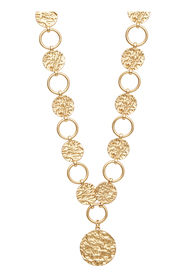Necklace Amber Statement