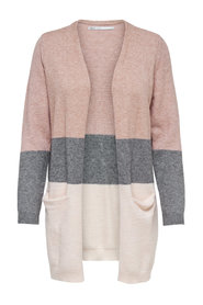 Knitted Cardigan Striped