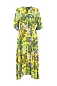 Dress jungle beats - 6496-lemon