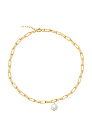 Gold Chain Anklet no.2
