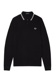 Authentic Long Sleeved Twin Tipped Polo Shirt