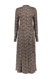 07908-20 jurk tricot zebra