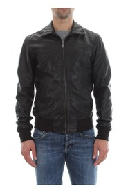 BOMBOOGIE JM CHEL P LGW.PE JACKET AND JACKETS Men BLACK