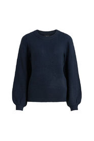 EVE NONSIA LS KNIT PULLOVER NOOS