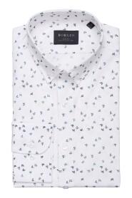 koszula calimera 00241 długi rękaw slim fit