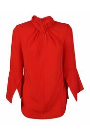 TPLNG1333RED  BLOUSE