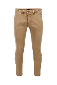 Khaki Gabba Jones Stretch Chino
