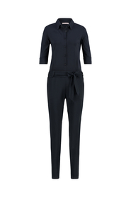 Angelique jumpsuit 3/4 with cuff
