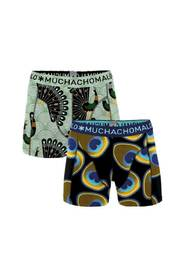 Muchachomalo Boxershorts Proud as a Peacock