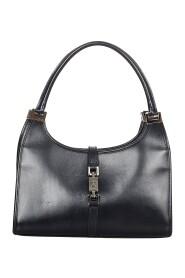 Begagnade Jackie Leather Shoulder Bag