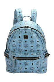 Pre-owned Visetos Stark Leather Backpack