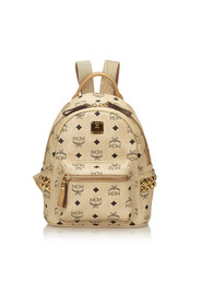 Visetos Studded Leather Backpack