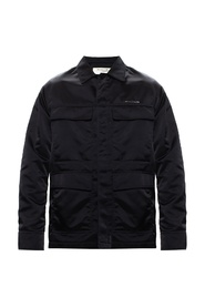 Police Shirt Nylon Jacket