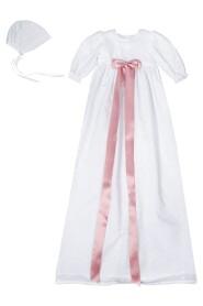 Dåpskjole med dåpsbånd