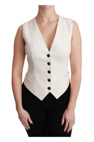 Waistcoat Sleeveless Top Vest
