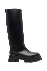 Perni 07 leather boots