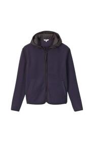 Fadum hooded fleece jacket
