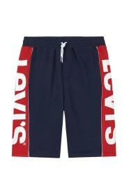 KNIT JOGGER LOGO Shorts